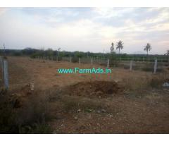 2 Acres Agricultural land for sale on Chikkaballapur to chintamani road