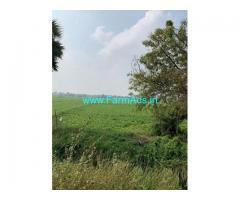 3.02 Acres Agriculture Land for Sale near Gudivada,Machilipatnam Road