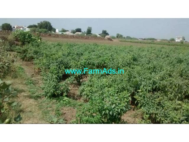 30.5 Cents Agriculture Land for Sale in Gogulamudi,Guntur BusStand