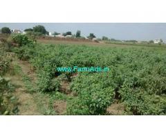 30.5 Cents Agriculture Land for Sale in Gogulamudi,Guntur BusStand