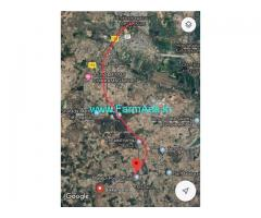 7 Acres Plain Agriculture Land for Lease in Chikamagalur,K.R.Pete Road