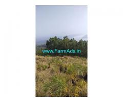 6 Acres Farm Land for Sale at Vagamon,Pinevalley