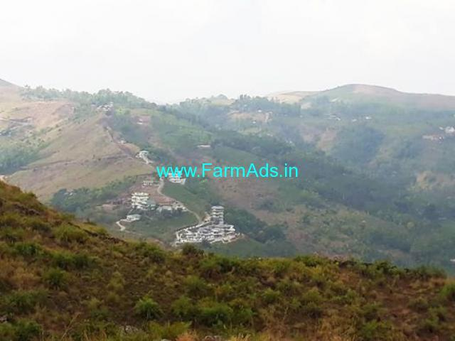 1 Acre Agriculture Land for Sale at Vagamon