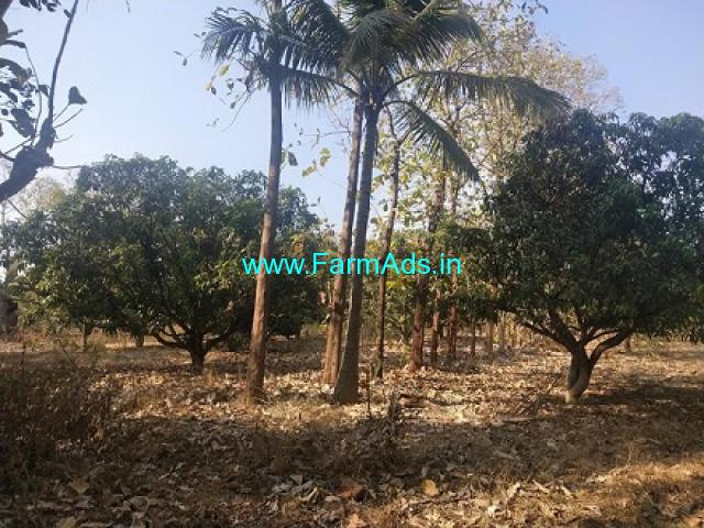 3 Acres Farm Land for Sale near Nagamangala