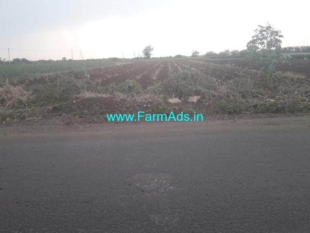 1 Acre FarmLand for Sale near Mominpet Tandur Main Road
