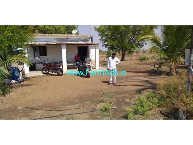 6 Acres Farm Land for Sale near Vikarabad