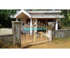 2.38 Acres FarmLand and house sale at Aladangady,Dharmastala Udupi highway