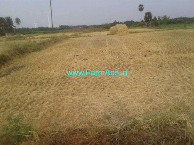 6 Acres Agriculture Land for Sale near Poolvadi