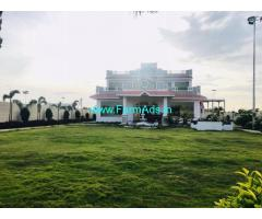 Farm house in 1.02 Acres for Rent at Venkatapur