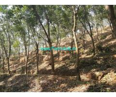 35 Acres Rubber Plantation for Sale in Vittla