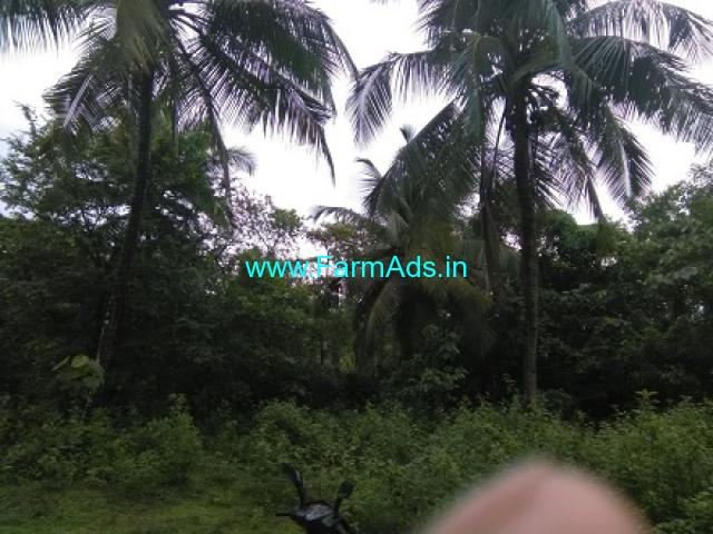 1.92 Acres Farm Land for Sale at Karkala,Miyar Church