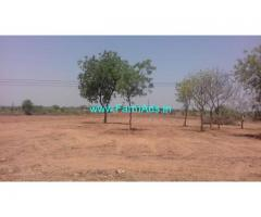 5 acres plain agricultural land for sale at Lepakshi sirivaram village