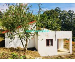 Kodaikanal individual bungalow for sale