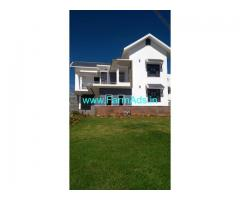 Fully Furnished Farm Villa for Sale in Ooty