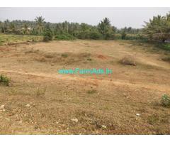 6 acre farm land property for sale at Hassan district,  Belur taluk