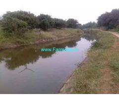Canal Attached 1.50 Acres Land for Sale at Karatholuvu