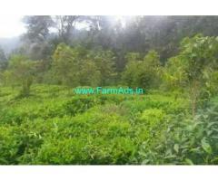 220 Cents Agriculture Land for Sale at Kengarai, Koda Nadu Road