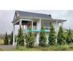 Farm House in 1.21 Acres Land for Sale at Gudalur