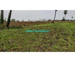 1 Acre Agriculture Land for Sale at Gannavaram Manikonda Road