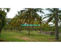 7.75 Acres Agriculture Land for Sale at Gauribidanur