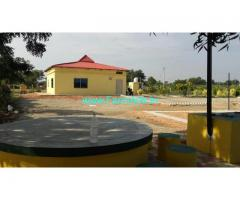 2.16 Acres with Farm House for Sale at Pembarti,Warangal Hyderabad highway
