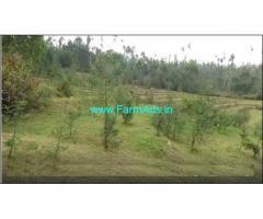 3 Acres Vegetable Farm Land for Sale at Kookal