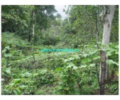 4.5 Acres Farm Land for Sale near KodaiKanal,Kodai ghat road
