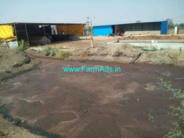 Dairy Farm near Shamshabad with 1 Acre Land for Rent