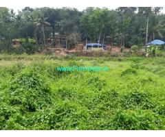 50 Cent Agriculture Land for Sale near Mannayil,Moozhy