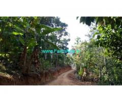1.07 acre Agriculture Land for Sale at Alappady,Kuthumkal waterfalls