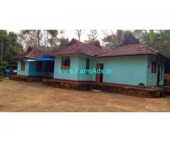 6 Acres Farm Land with House for Sale at Wayanad