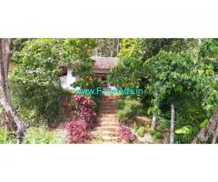 3.25 Acre Farm land with house for Sale near Mananthavady