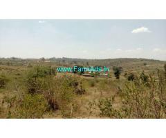6 Acres Agriculture Land for Sale near Denkanikottai Salivarm Road