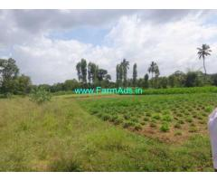 2.5 acres of Agriculture land for sale Near Thally, 45 Km from Bangalore.