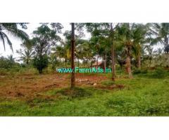 13 Acres Farm Land with house for Sale near Belur,NH73