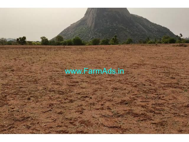 6.5 Acres farm land for sale low budget  at Madhugiri, Tumkur