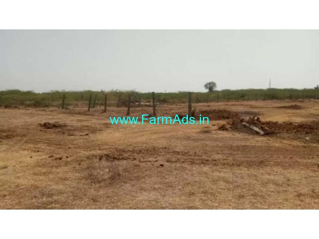 1 Acre Agricultural Farm land for sale near Kanchipuram Cheyyar Sipcot