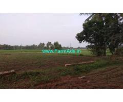 5.2 acres Agricultural land for sale at Koovathur