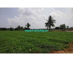 55 Acres Agricultural land for sale 7kms from ECR near koovathur