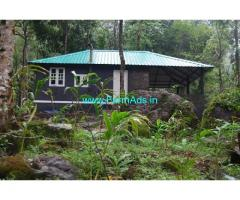 15 Acres FarmLand,Functional Resort for Sale at Meppadi