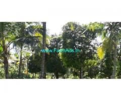 26 Cents Agriculture Land for Sale at Killannur,Mulagunnathukavu