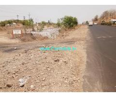 5.50 Acres Agriculture Land Sale near Bazargaon,Behind Fun Food Village
