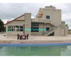 30 Acres Mango Farm with Homestay for Sale at Nysargi Checkpost