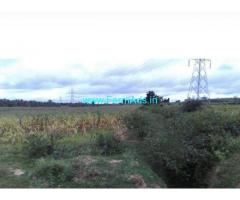3 Acres Agriculture Land for Sale at Doddahaladahalli