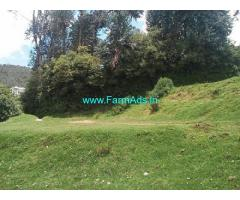 10 Cents Farm Land for Sale in Ooty
