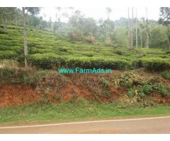 21 Cents Tea Estate for Sale at Lovedale