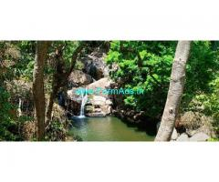 20 Acres Agriculture Land with Water Falls for Sale in KodaiKanal