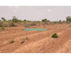 4 Acres low budget agriculture farm land for sale low budget at Madhugiri