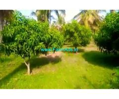 22 Gunta Farm Land for sale.13 KMS from RamNagara Bus Stand