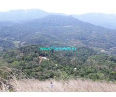 10 Acres Agriculture land for Sale near Madikeri,Mangalore Highway